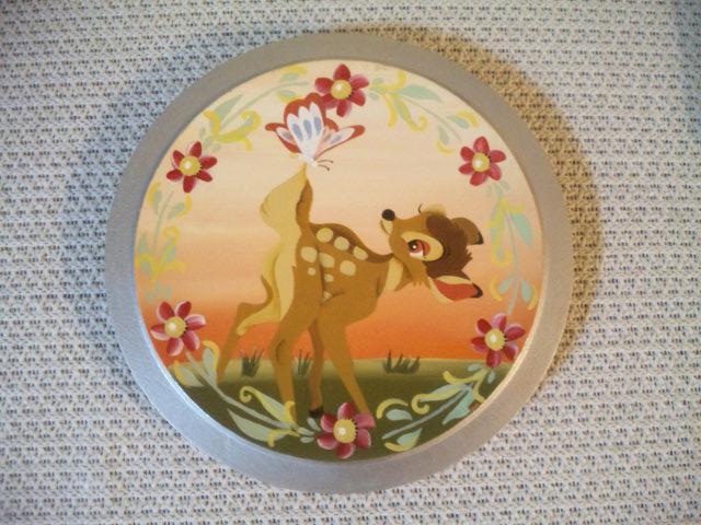 バンビの小皿☆