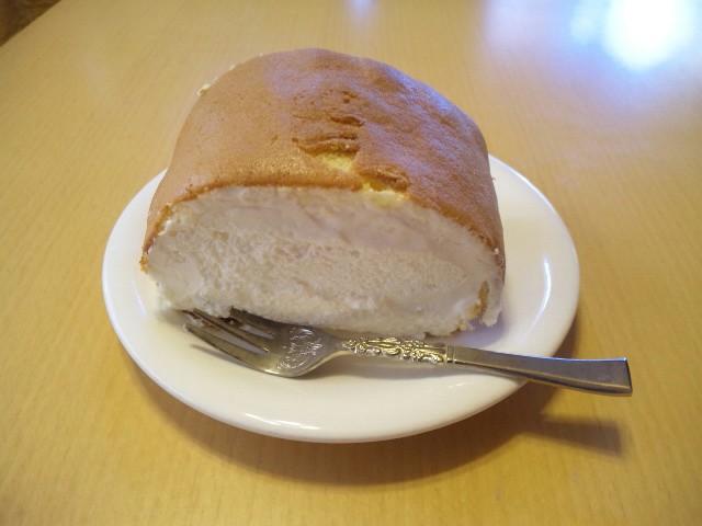 美味しいロールケーキ♪