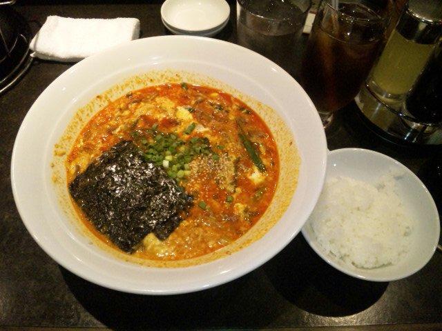 炎のジャン麺